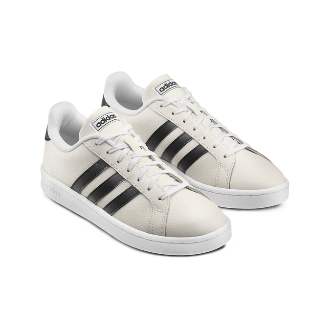 ADIDAS  Chaussures Homme adidas, Blanc, 801-1661 - 16