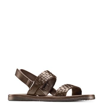 BATA Chaussures Homme bata, Brun, 864-4251 - 13