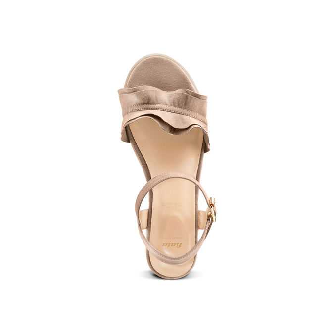 BATA Chaussures Femme bata, Beige, 669-2382 - 17