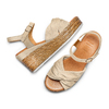BATA Chaussures Femme bata, Beige, 763-8591 - 26