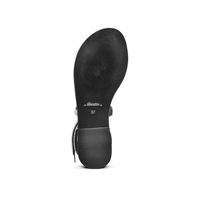 BATA Chaussures Femme bata, Noir, 564-6560 - 19