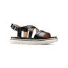 BATA Chaussures Femme bata, Noir, 561-6564 - 13