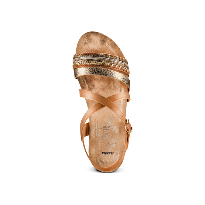 BATA Chaussures Femme bata, Brun, 661-3374 - 17