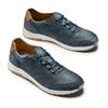 BATA Chaussures Homme bata, Bleu, 846-9442 - 26