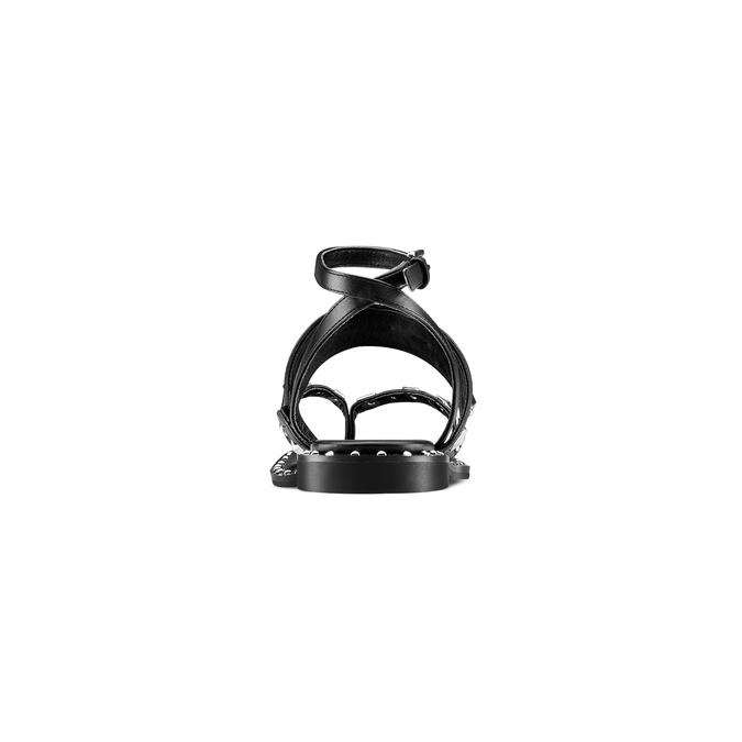 BATA Chaussures Femme bata, Noir, 561-6573 - 15