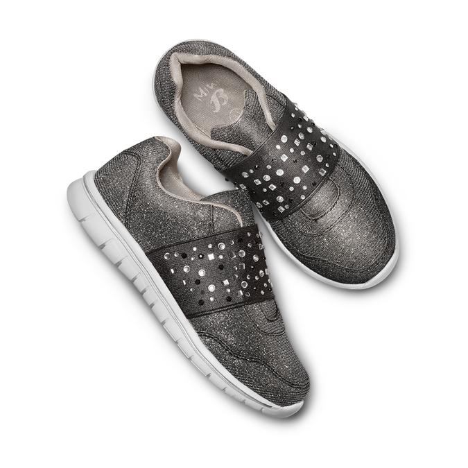 MINI B Chaussures Enfant mini-b, Argent, 329-6314 - 26