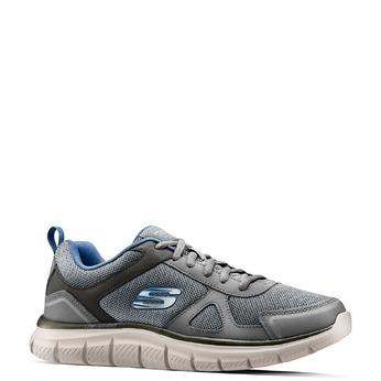 SKECHERS  Chaussures Homme skechers, Gris, 809-2234 - 13