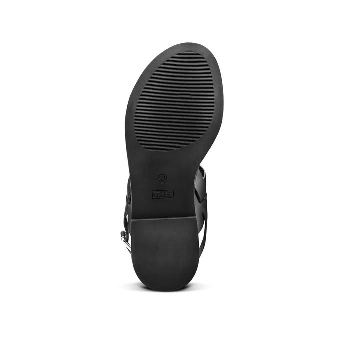 BATA Chaussures Femme bata, Noir, 561-6572 - 19