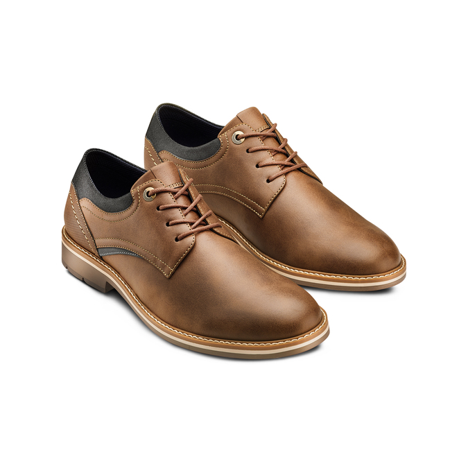 BATA RL Chaussures Homme bata-rl, Brun, 821-3902 - 16
