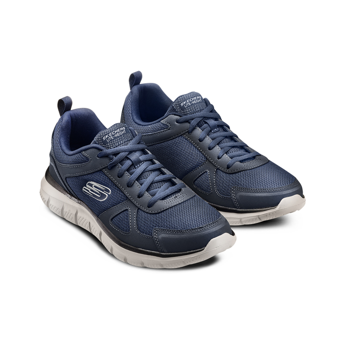 SKECHERS  Chaussures Homme skechers, Bleu, 809-9234 - 16