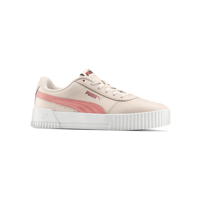 Chaussures Femme puma, Rose, 501-5323 - 13
