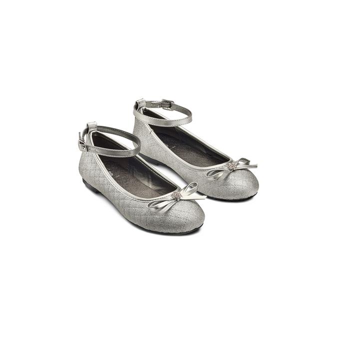 Chaussures Enfant mini-b, Argent, 329-1430 - 16