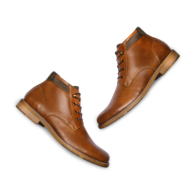 BATA RL Chaussures Homme bata-rl, Brun, 821-3930 - 26