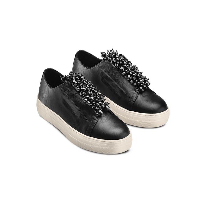 BATA Chaussures Femme bata, Blanc, 531-6460 - 16