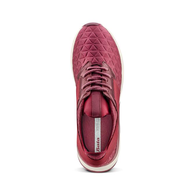 BATA Chaussures Femme bata, Rouge, 549-5465 - 17