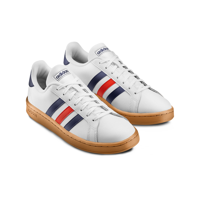 ADIDAS Chaussures Homme adidas, Blanc, 801-1163 - 16