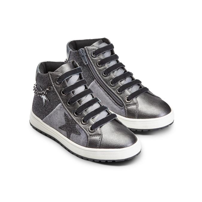 Chaussures Enfant mini-b, Gris, 321-2428 - 16