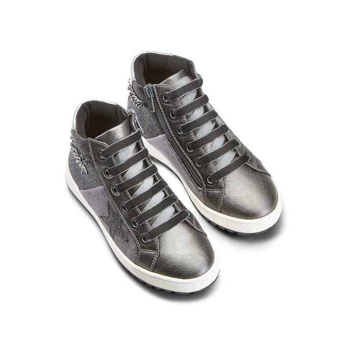 Chaussures Enfant mini-b, Gris, 321-2428 - 26