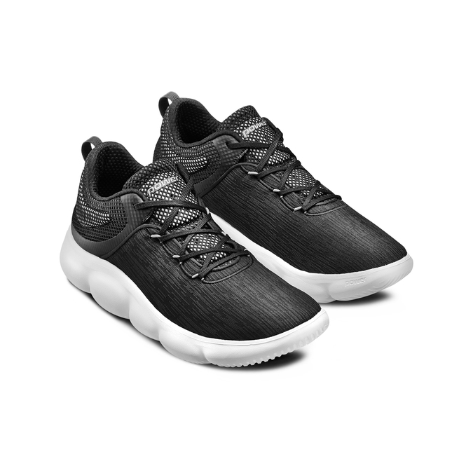 POWER  Chaussures Homme power, Noir, 809-6240 - 16