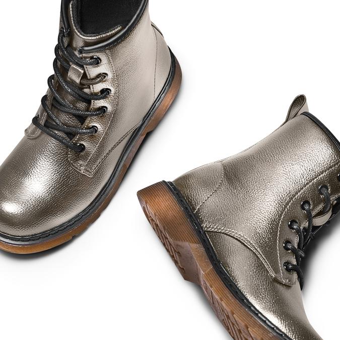 Chaussures Enfant mini-b, Gris, 391-2126 - 26