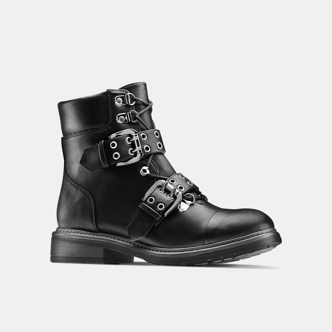 BATA Chaussures Femme bata, Noir, 591-6275 - 13