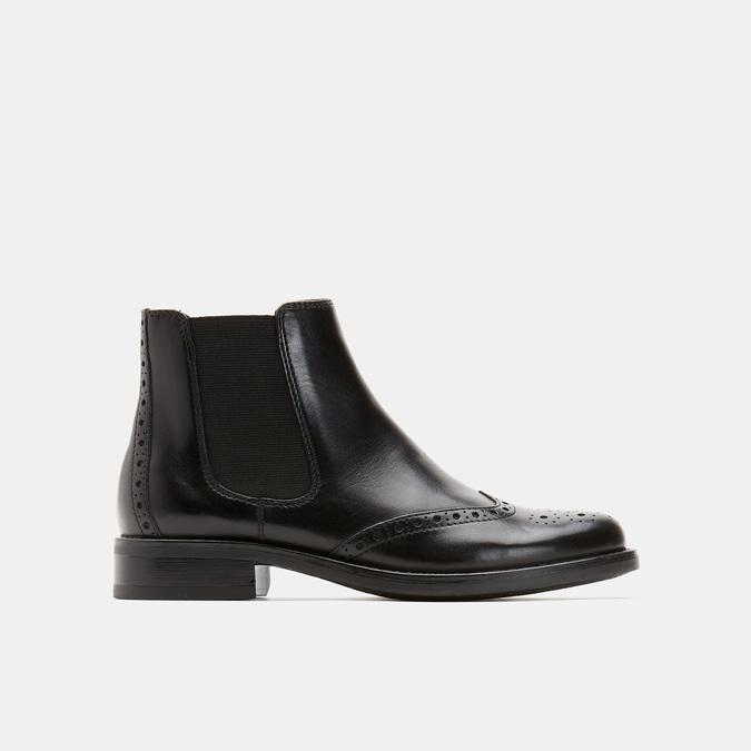 Chaussures Femme bata, Noir, 594-6392 - 13