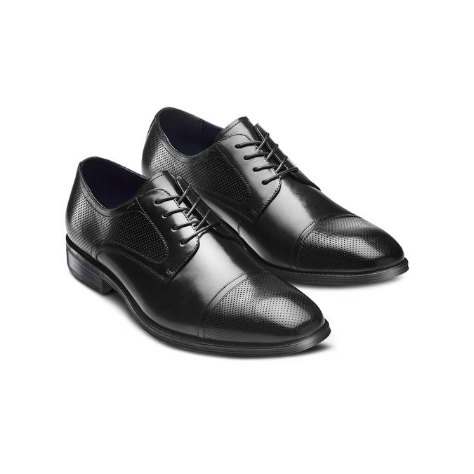 Chaussures Homme bata, Noir, 824-6344 - 16
