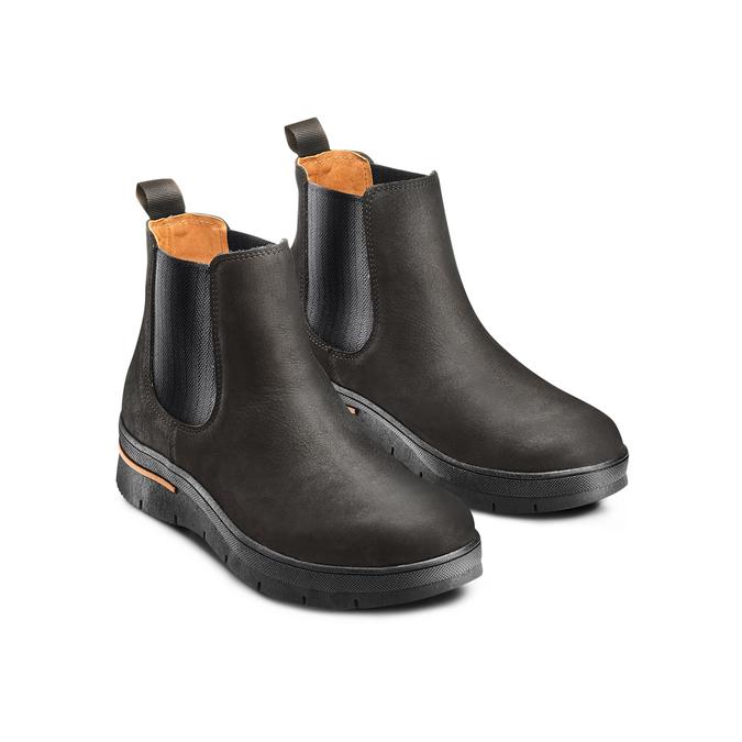 WEINBRENNER Chaussures Femme weinbrenner, Noir, 596-6480 - 16