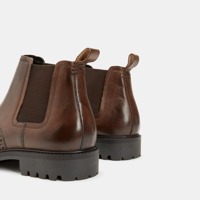 BATA ORTH Chaussures Homme bata, Brun, 894-4166 - 15