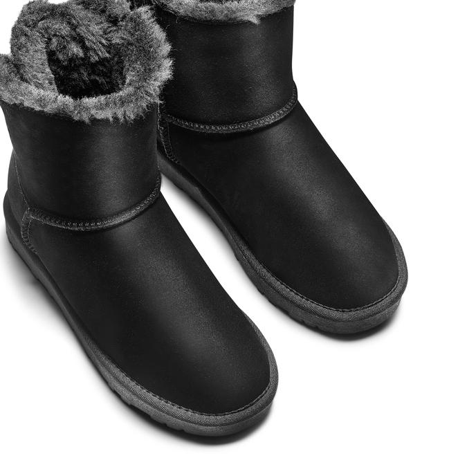 Chaussures Femme bata, Noir, 593-6479 - 17