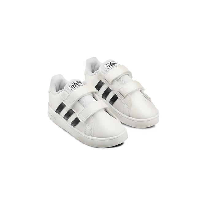 Chaussures Enfant adidas, Blanc, 101-1287 - 16