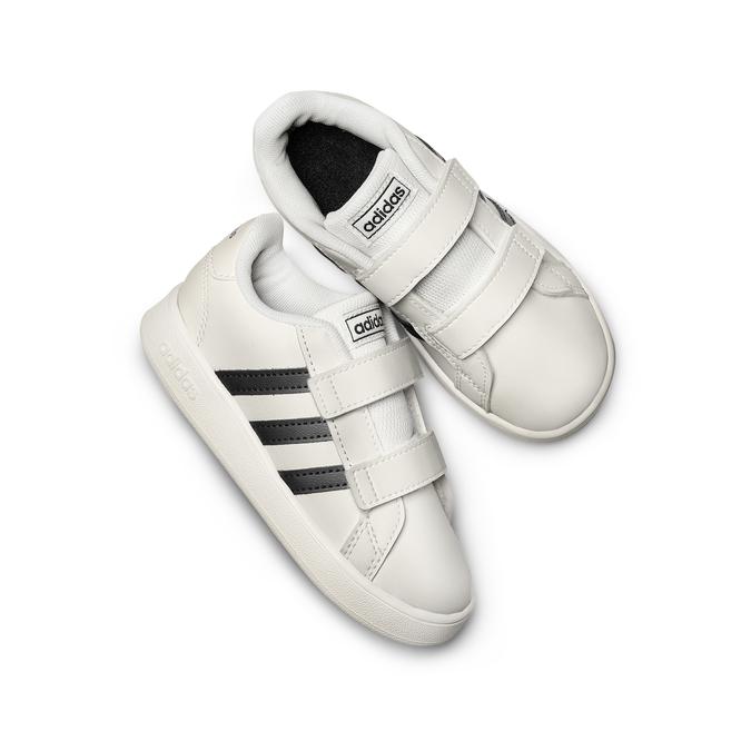 Chaussures Enfant adidas, Blanc, 101-1287 - 26