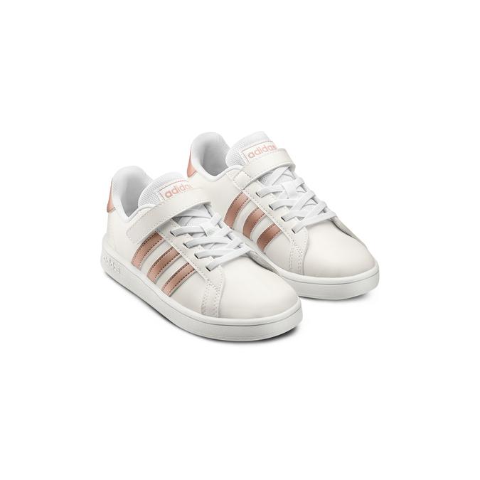 Chaussures Enfant adidas, Blanc, 301-1259 - 16