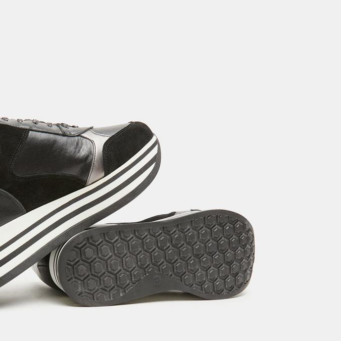 Chaussures Femme bata, Noir, 644-6153 - 17