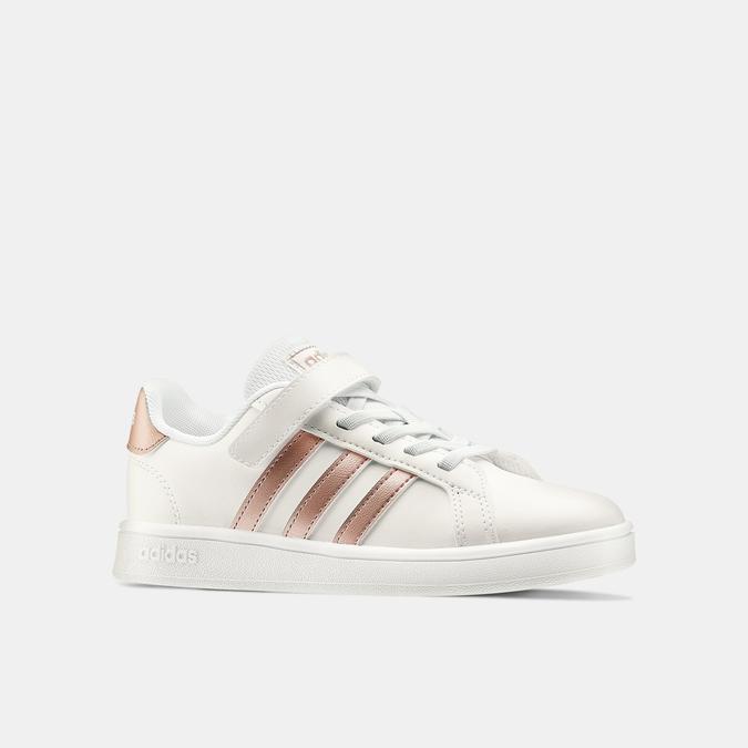 Chaussures Enfant adidas, Blanc, 301-1259 - 13