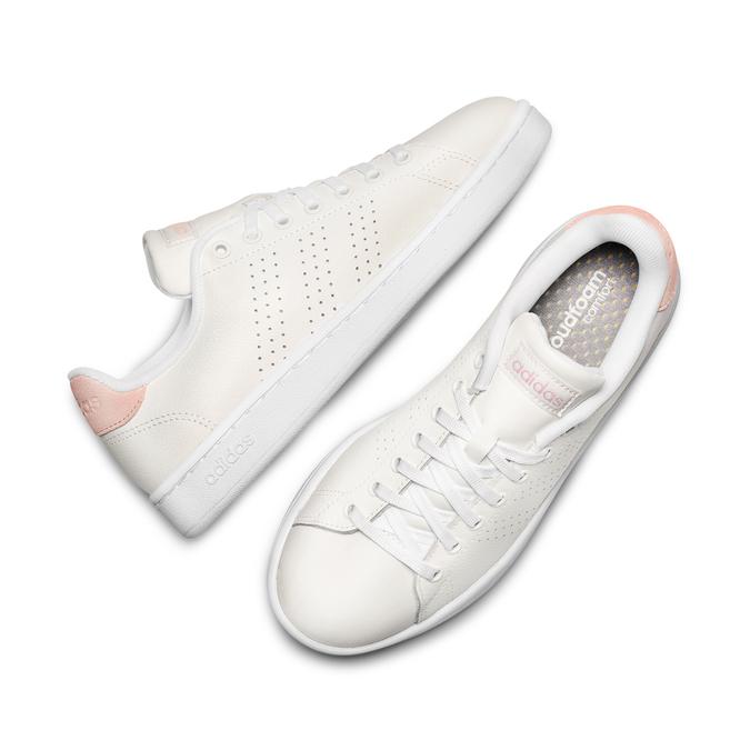 Chaussures Femme adidas, Blanc, 501-1232 - 26