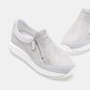 Chaussures Femme bata, Argent, 633-1102 - 15