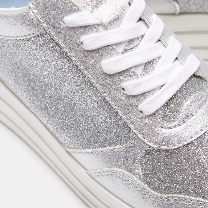 Chaussures Femme bata-light, Argent, 649-1162 - 26