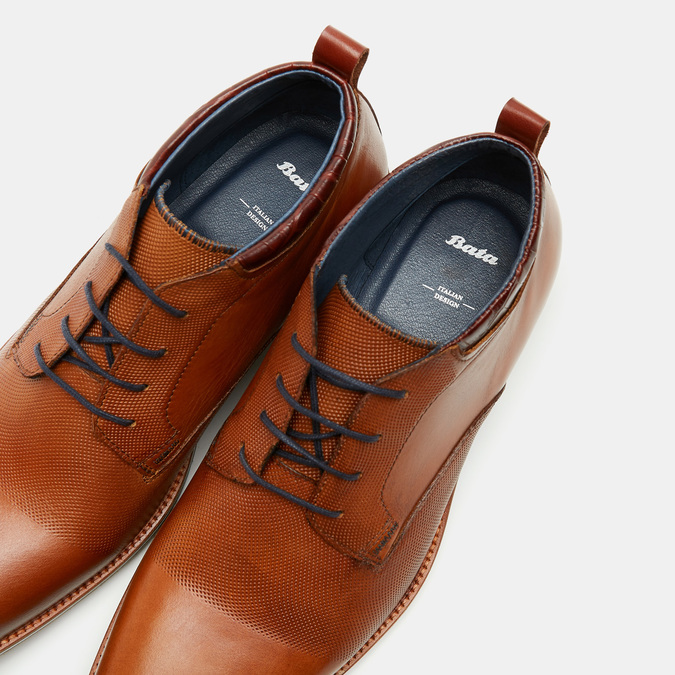 Chaussures Homme bata, Brun, 824-3100 - 15