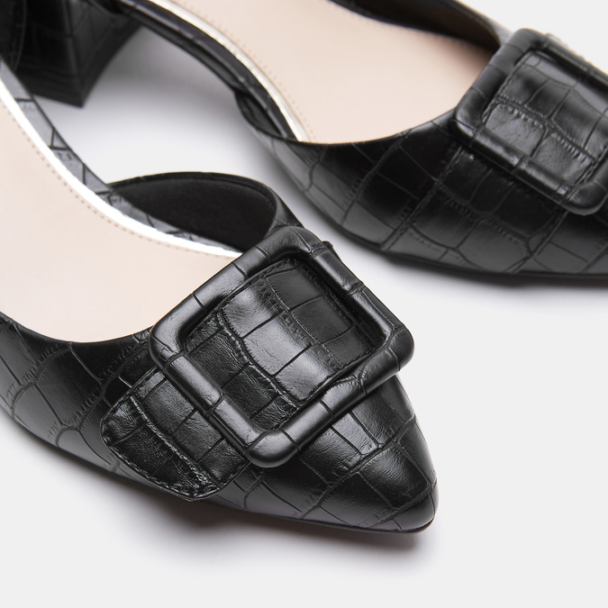 Chaussures Femme bata-rl, Noir, 621-6154 - 26