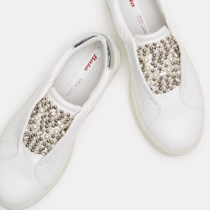 Chaussures Femme bata, Blanc, 541-1547 - 17