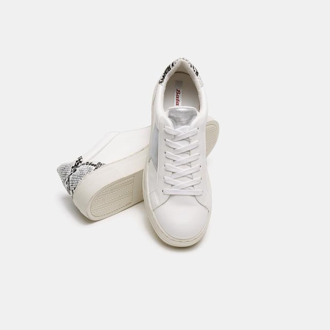 Chaussures Femme bata, Blanc, 541-1559 - 17