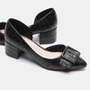 Chaussures Femme bata-rl, Noir, 621-6154 - 19