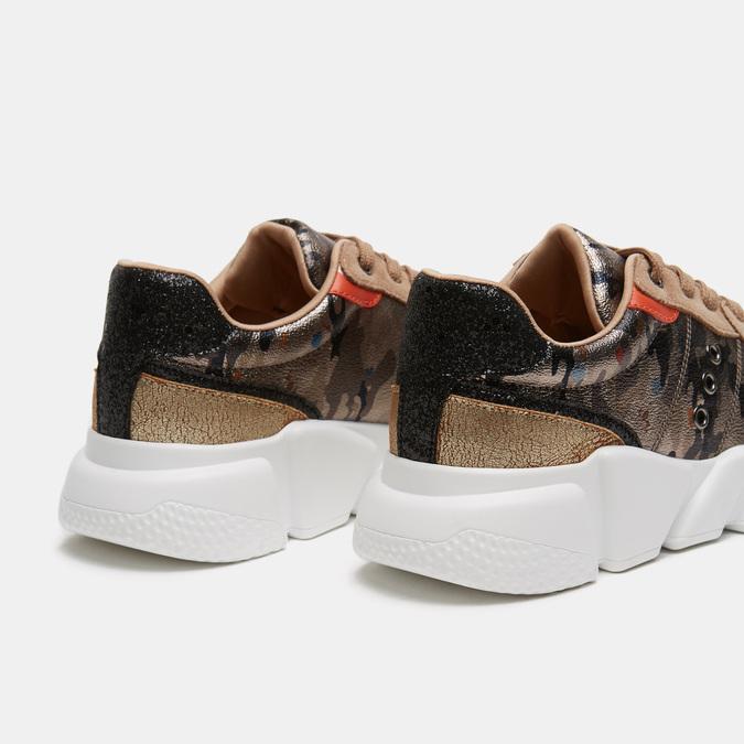Chaussures Femme bata, Beige, 541-0562 - 17