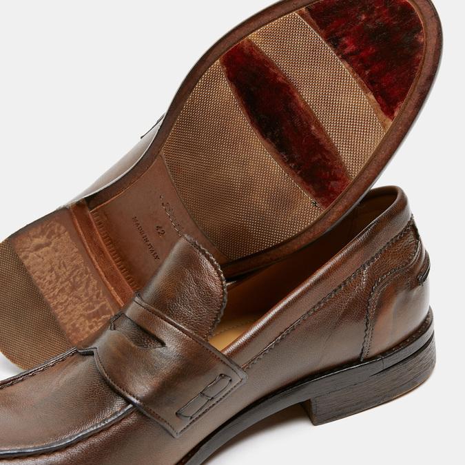 Chaussures Homme bata, Brun, 814-4138 - 17
