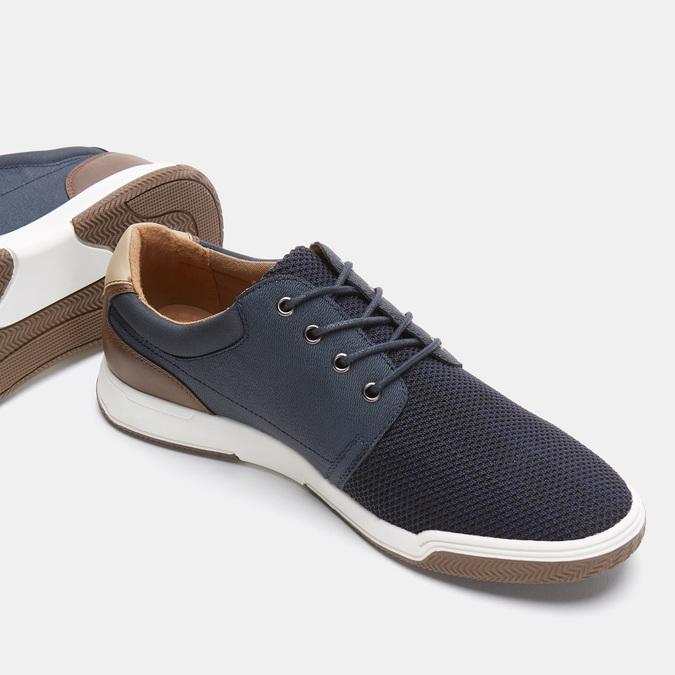 Chaussures Homme bata-rl, Bleu, 849-9824 - 17