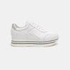 Chaussures Femme bata, Blanc, 644-1154 - 13