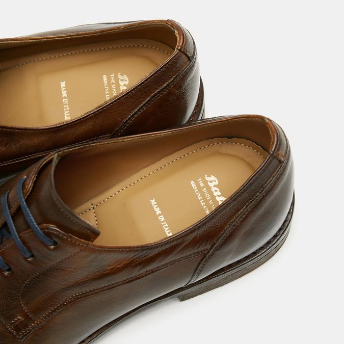 Chaussures Homme bata, Brun, 824-4208 - 17