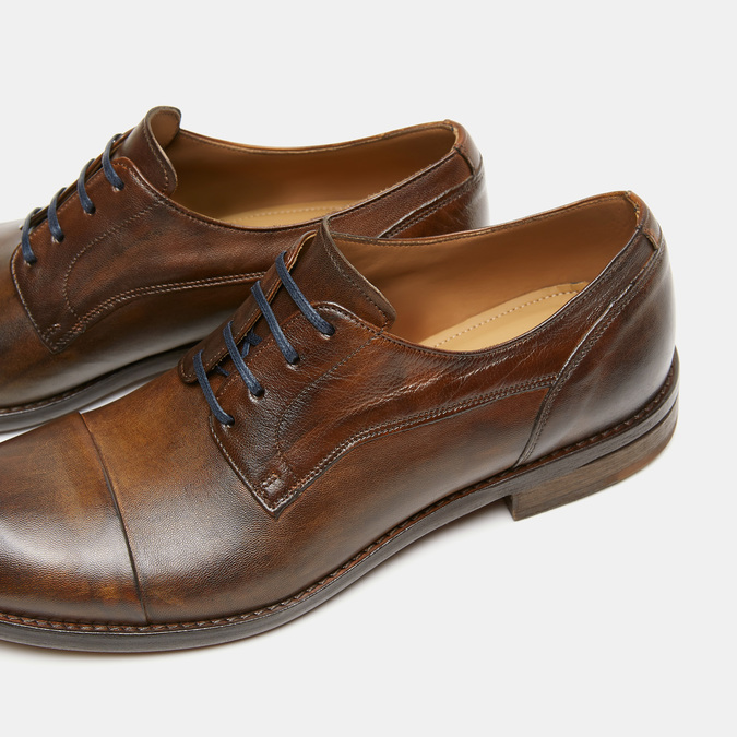 Chaussures Homme bata, Brun, 824-4208 - 16