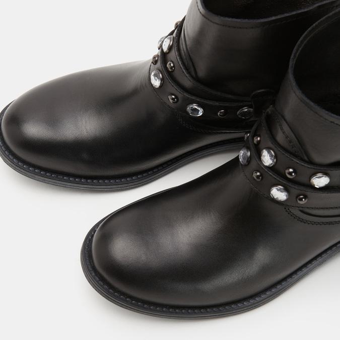 Chaussures Femme bata, Noir, 594-6856 - 19
